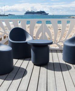 Poltroncina Lounge Bay by Serralunga